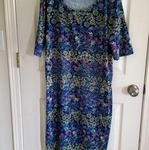 Lularoe Julia dress 3xl